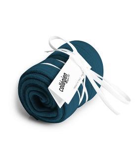 Plain Ribbed Knee-High Socks - 2950  #581 Joli paon