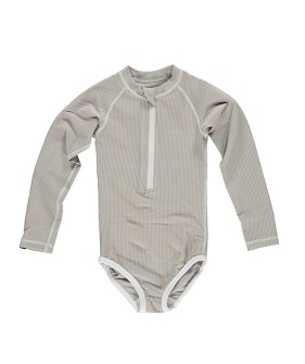 Ribbed Suit - Sand ★ONLY L★