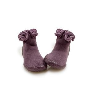 Mademoiselle Slipper-Socks - 156_123 #406 Glycine Du Japon
