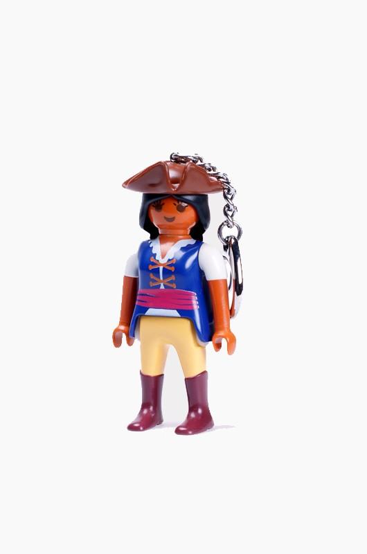 PLAYMOBILWoman Pirate Keyring