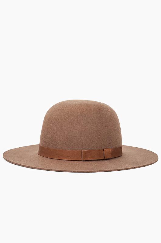 BRIXTON Colton Hat Dk.Tan