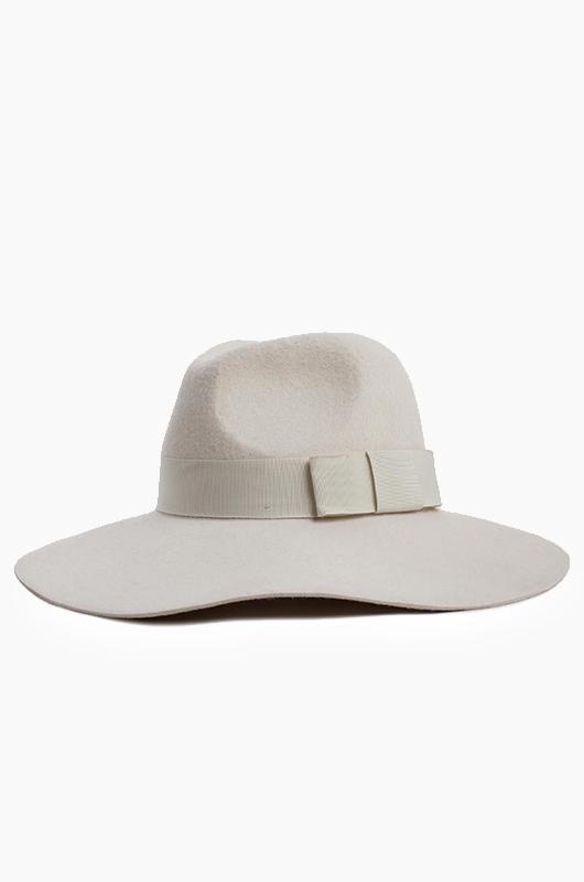 BRIXTON Piper Hat Ivory