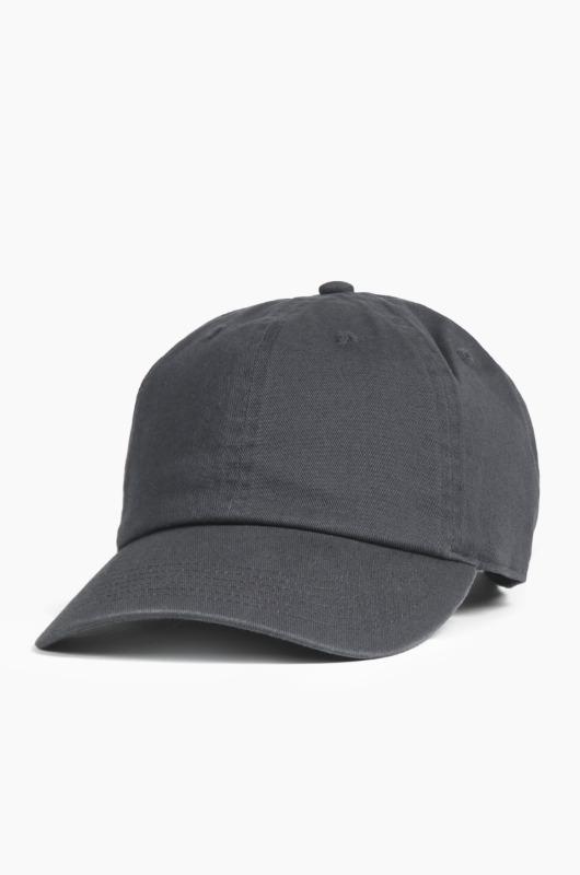 NEWHATTAN Ballcap Charcoal