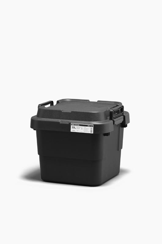 EXTRA-NICE Field Console 30L Black