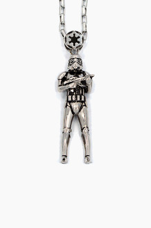HAN CHOLO Stormtrooper Necklace