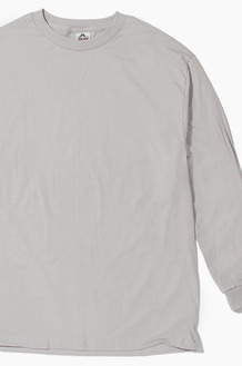 AAA Basic L/S Silver