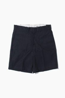 """DICKIES 8""""Relaxed Work Short Navy_42234"""