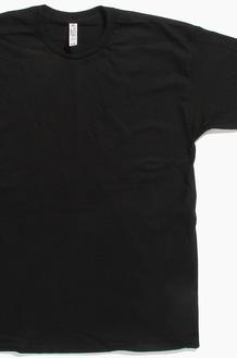 AAA Premium S/S Black (1701)