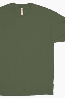 AAA Basic S/S Olive (1301)