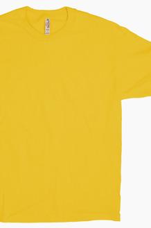 AAA Basic S/S Yellow (1301)