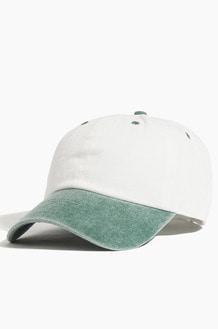 NEWHATTAN Ballcap Nat/Green