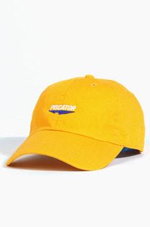 PISCATOR Core Logo Cap Gold