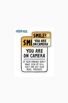 STICK-ERS ONE LIFE Medium 008