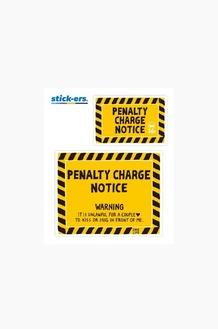 STICK-ERS ONE LIFE Medium 016