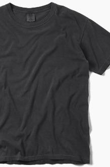 COMFORT COLORS Basic S/S Black