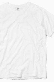 COMFORT COLORS Basic S/S White