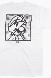 FRESHCUT Mario S/S White