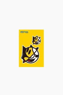 FRESHCUT Felix Sticker Small 009
