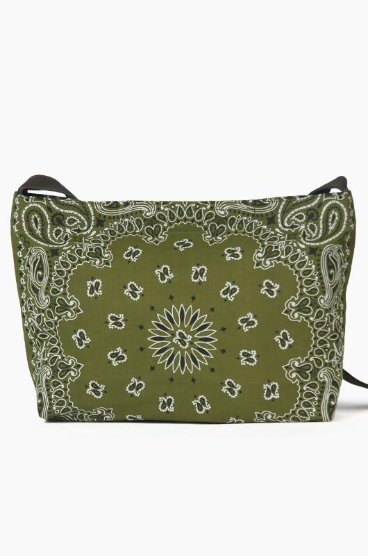 HOBBYS Cross Bag Olive