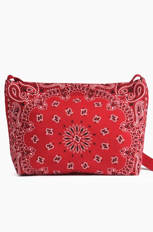 HOBBYS Cross Bag Red