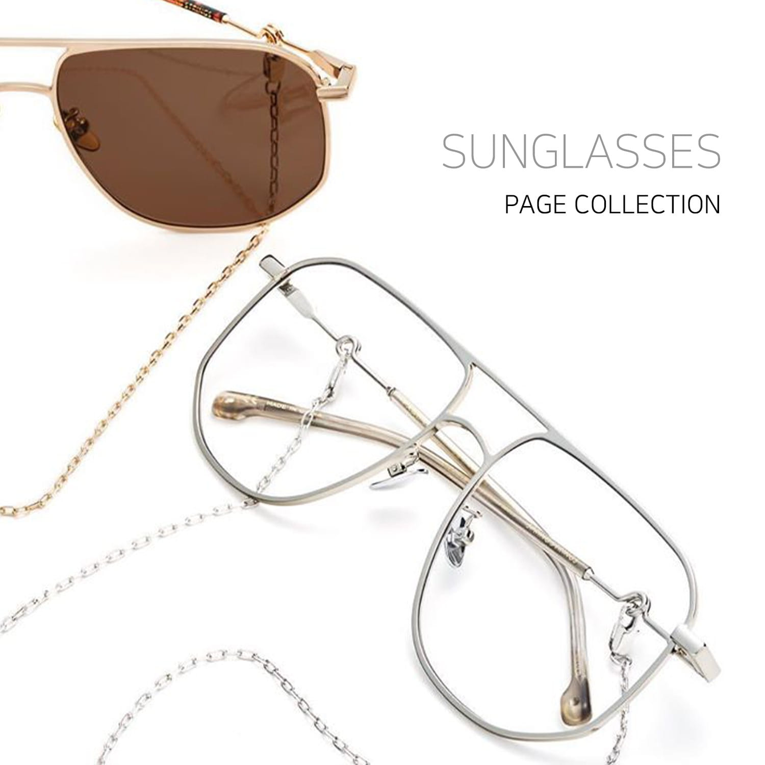 SUNGLASSES _ THE PAGE