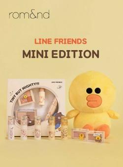 ロムアンドX LINE  Mini EDITION