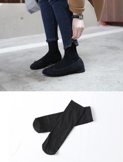 블랙앵클 stocking