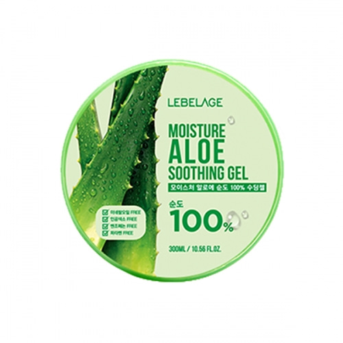 LEBELAGE Moisture Aloe Soothing Gel 300ml