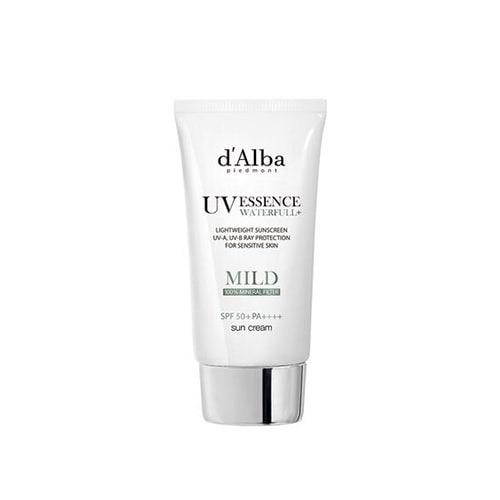 d'Alba Waterfull Mild Sun Cream SPF50+ PA++++ 50ml