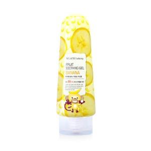 MILATTE Fashiony Fruit Soothing Gel Banana 200g
