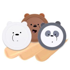 SPAO We Bare Bears Lovely Face Cushion 15g