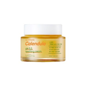 MISSHA Sunhada Calendula pH 5.5 Soothing Cream 50ml