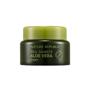 NATURE REPUBLIC Real Squeeze Aloe Vera Cream 50ml