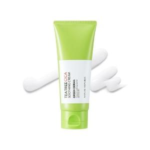 NATURE REPUBLIC Green Derma Tea Tree Cica Soothing Cream 100ml