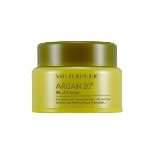 NATURE REPUBLIC Argan 20º Real Cream 50ml