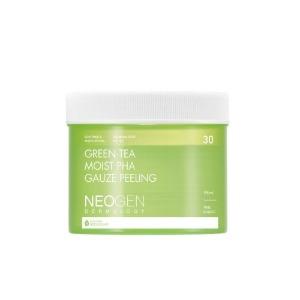 NEOGEN Green Tea Moist PHA Gauze Peeling 30ea