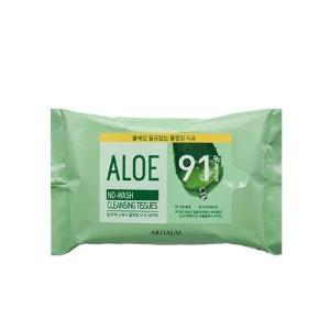 ARITAUM Aloe No-wash Cleansing Tissue 20sheets