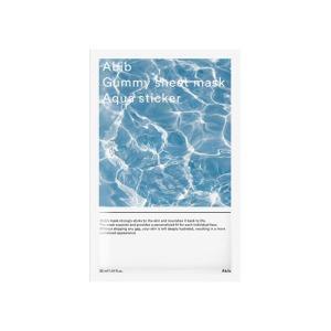 Abib Gummy Sheet Mask Aqua Sticker 10ea