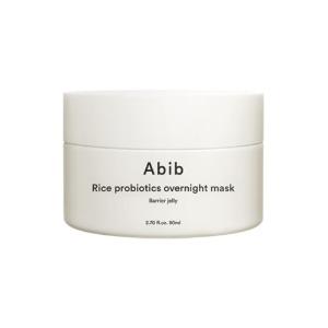 Abib Rice Probiotics Overnight Mask Barrier Jelly 80ml