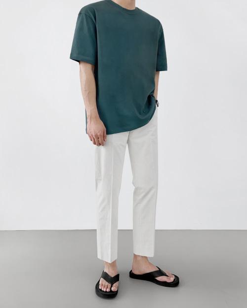 로지 반팔 티셔츠