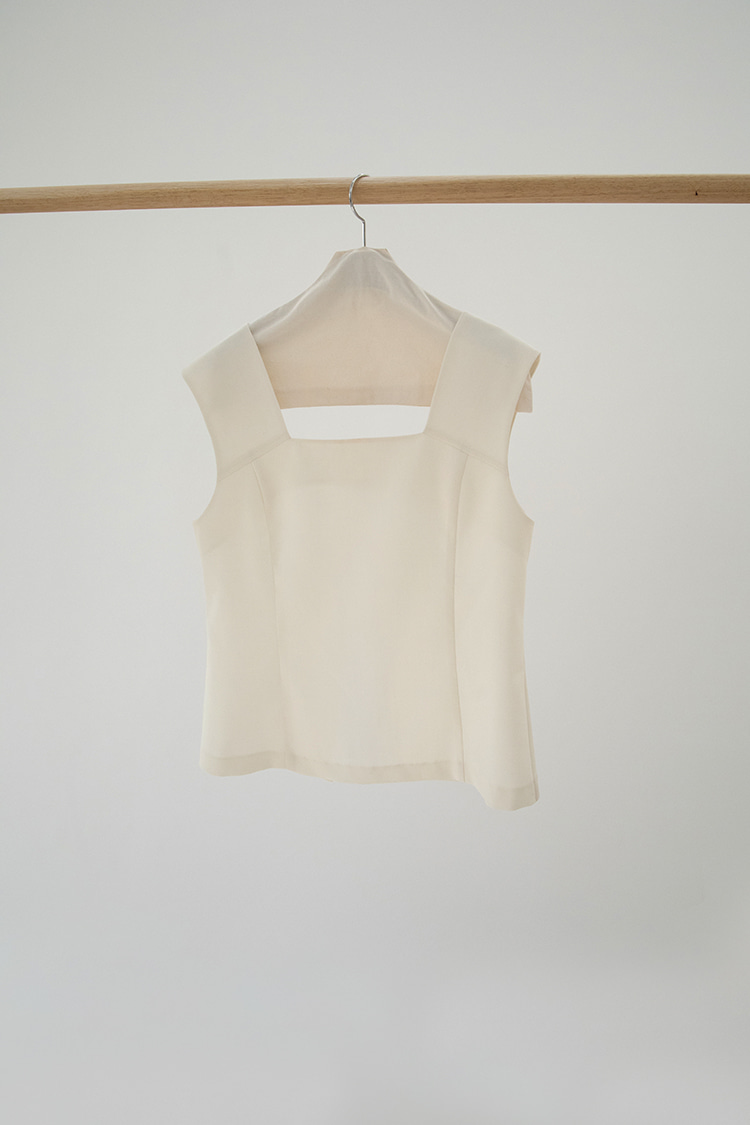 SQUARE TOP IVORY