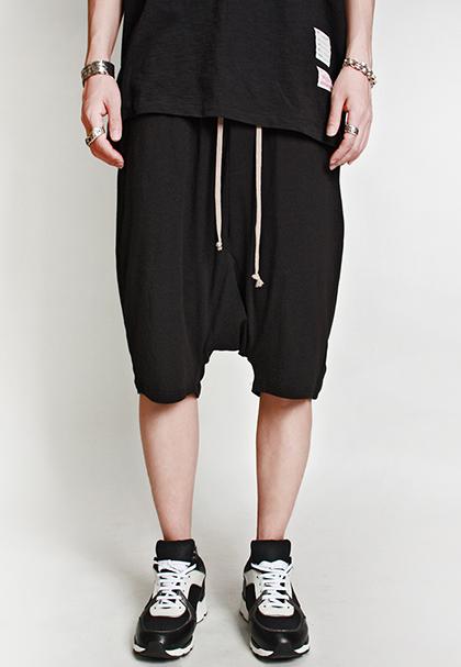 R jersey 1/2 pants