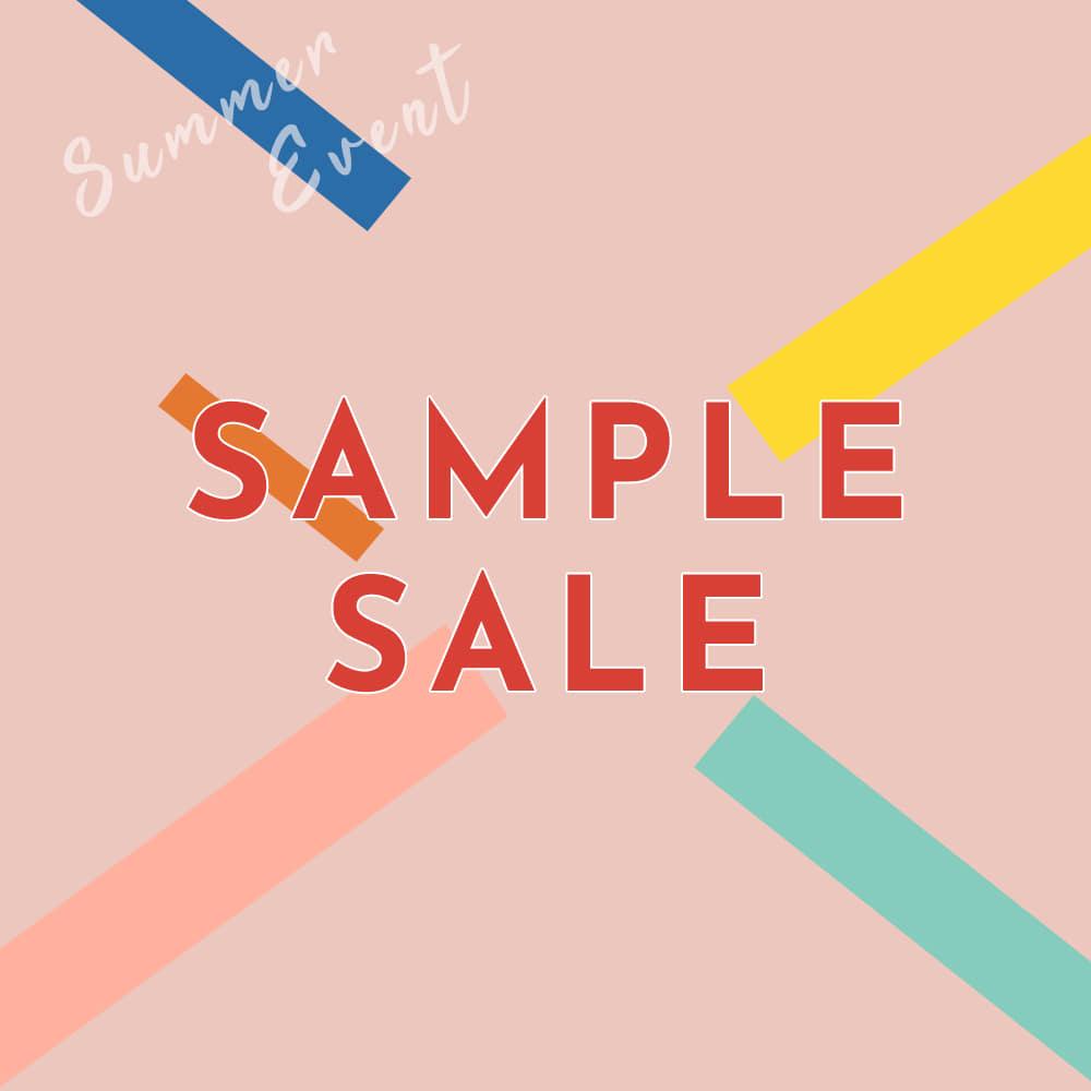 2021 S/S SAMPLE SALE15,000원 [세일상품교환/반품불가]