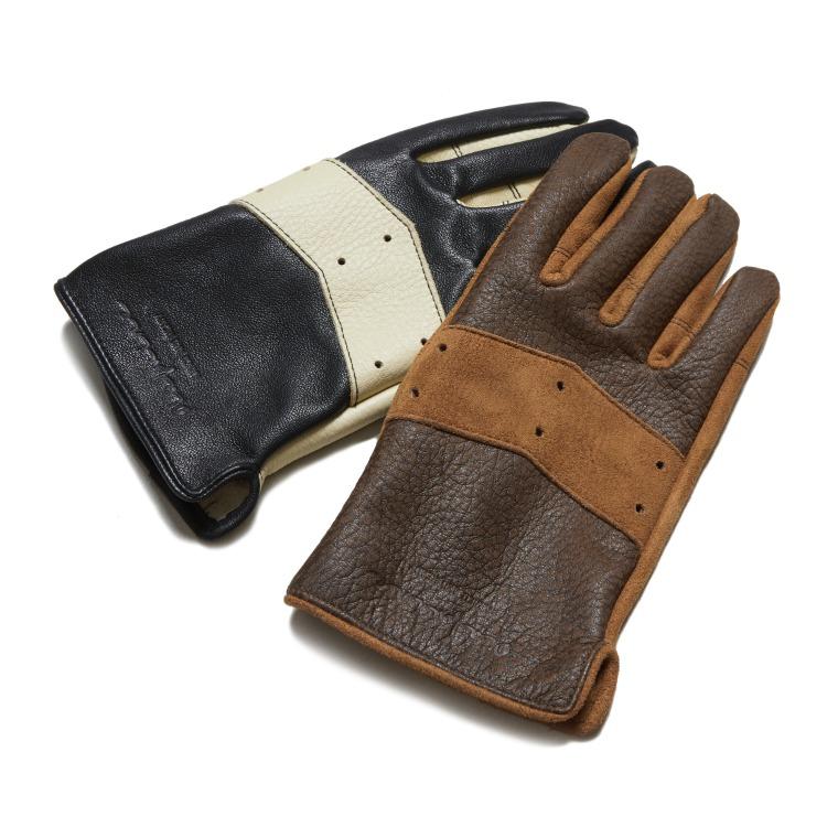 DV. LOT 622 Deerskin Leather Gloves TYPE-2
