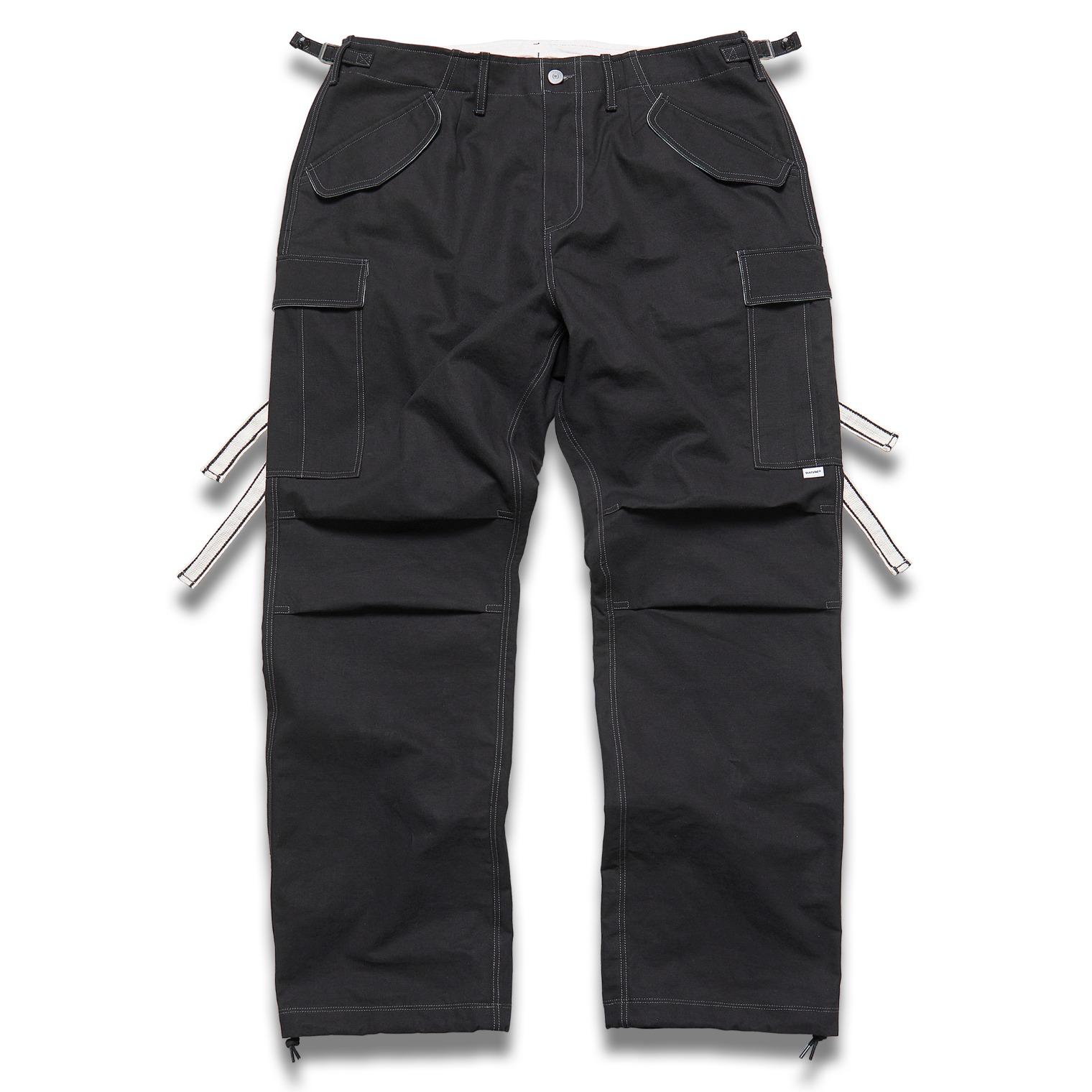 DV.LOT 638 M-51 Field Trousers -BLACK-