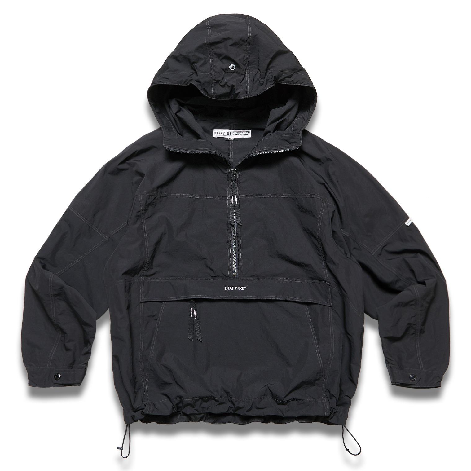 DV.LOT 630 Anorak -BLACK-