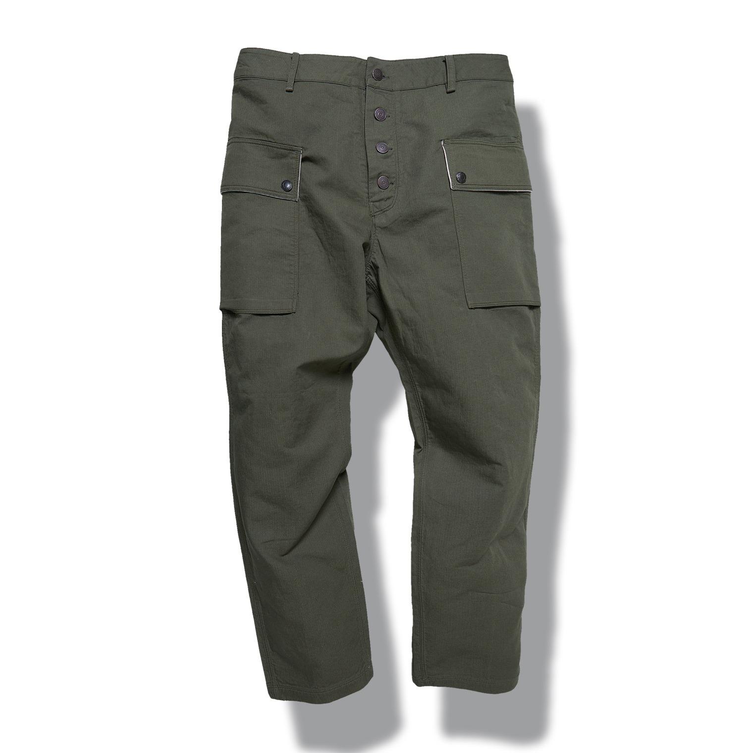 [↓35%]DV.LOT 605 Type P-44 Pants (Tapered Fit) -KHAKI-