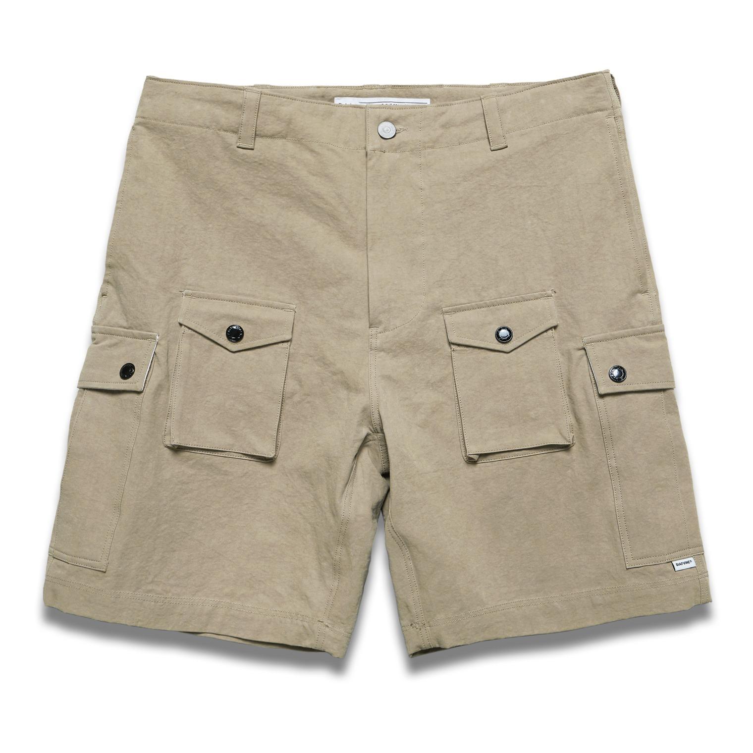DV.LOT 640 Utility Shorts -BEIGE-