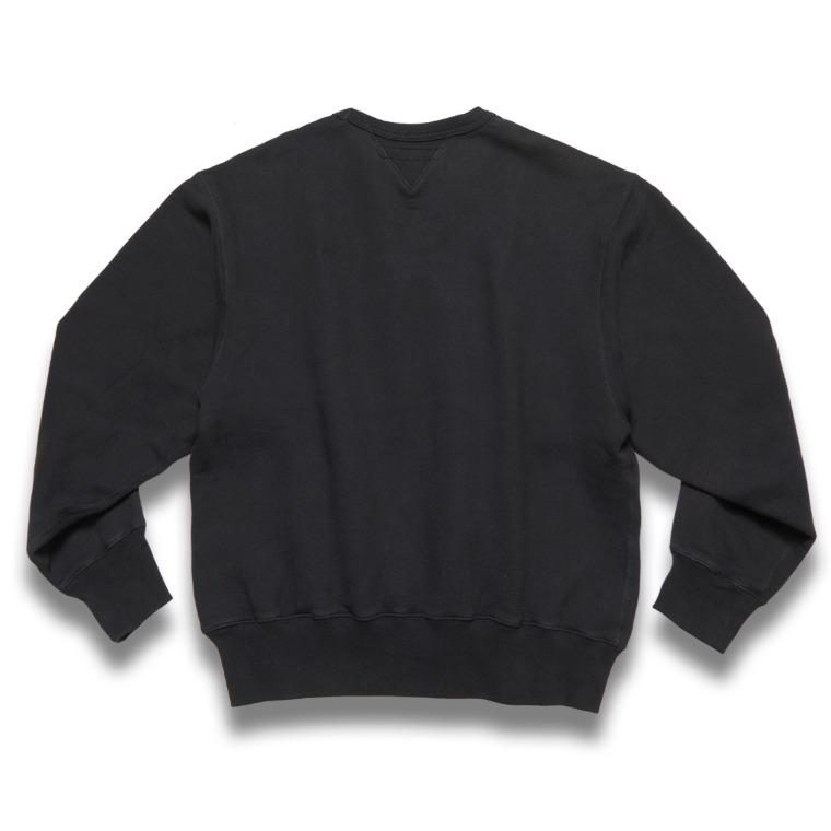 DV.LOT 625 Logo Sweatshirts -BLACK-
