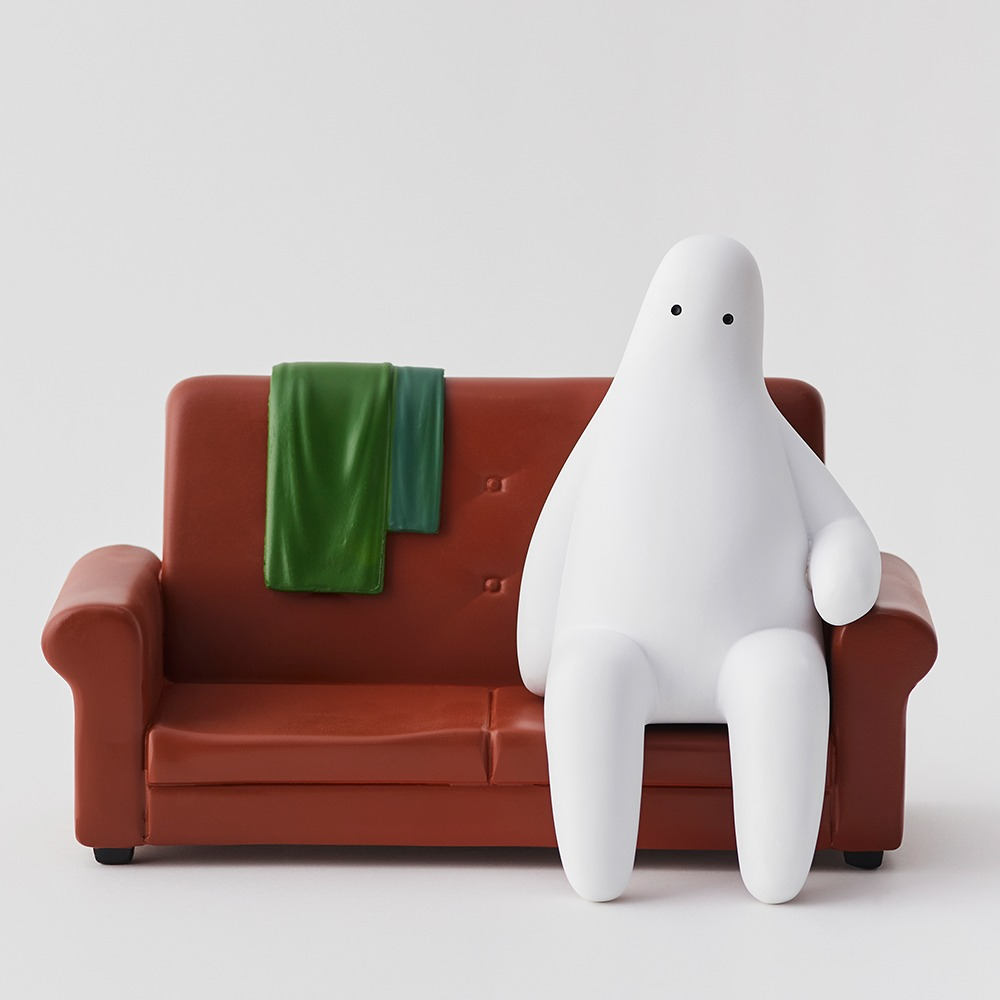 Figure - Couch potato